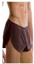 New Mens Comfortable Loose Underwear Boxer Running Shorts silky XL 30'' Waist