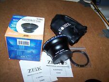 Zeikos Professional HD MK lll DSLR MC AF 0.34x Super Fisheye Lens