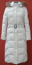 Women's/Lady's Winter Down Coat (GM6088),White,M
