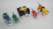 """Vintage LJN Motorized 7"""" Voltron – Almost Complete W.E.P. Made in Macao"""