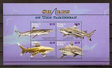 Antigua 2010, Nr. 4759-62 Haie Shark postfrisch mnh **