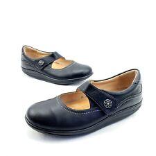 Finn Comfort Salo Shoes Slip On Comfort Walking Nursing Womens Size UK 8 US 10.5