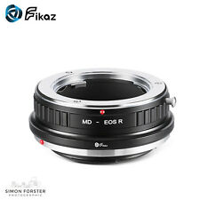 Fikaz MD to EOS-R Adapter Minolta MD to Canon EOS-R Adapter