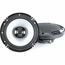 """Kenwood KFC-1666S 300 Watts 6.5"""" 2-Way Car Coaxial Speakers With Sound Field"""
