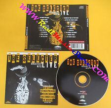 CD THE SELECTER Greatest Hits Live 1996 Europe EMPORIO no lp mc dvd (CS4)**