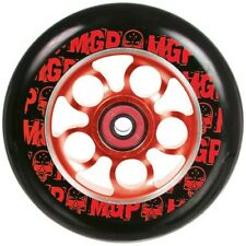 Madd Gear MGP Aero Skull 110mm Scooter Wheel Including Bearings, Red