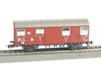 ROCO Spur H0 4375 gedeckter Güterwagen Gbrs-V 245, DB, Epoche IV, OVP, AC