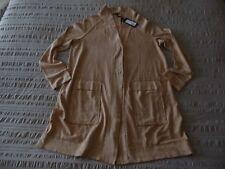 """SALE! NWT OSKA """"NIK"""" Vintage Wash Popper Detail Jacket -size 3 14/16UK RP£169.00"""
