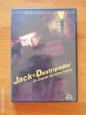 DVD JACK EL DESTRIPADOR - LA LEYENDA DEL MITICO ASESINO - MERLE OBERON (I6)