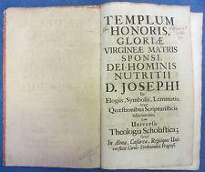 Joannes Martinus Wan Zeman: Templum Honoris, 1716