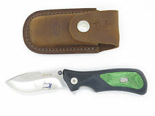 BUCK 588 588GRSHH S30V GREEN ERGO FOLDING HUNTER ADRENALINE PRO KNIFE ~ 598 110