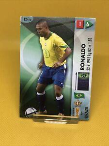 Ronaldo (R9) Panini Goaaal World Cup 2006 Brazil Trading Card B