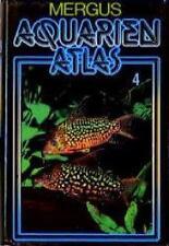 Aquarien Atlas 4 von Rüdiger Riehl und Hans A. Baensch (1997, Gebundene Ausgabe)