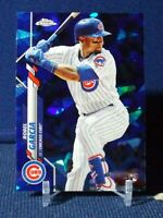2020 Topps Chrome Saphire Robel Garcia RC Rookie #283 Chicago Cubs