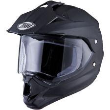 Dual Sport Plain THH Motorcycle Helmets