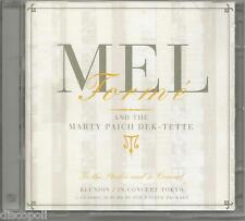 Mel Tormé And The Marty Paich Dek-Tette ‎In The Studio And In Concert 2 CD 2000