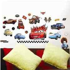 Hot Cartoon car Warm Kids Room Home Wall Quote Decal Vinyl Art DIY Sticker New