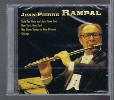 JEAN PIERRE RAMPAL CD NEW SUITES FOR FLUTE & JAZZ PIANO TRIO