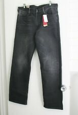 Levi's Mens 569 Loose Fit Straight Jeans Smart Knot Stretch Sz 32x34 - NWT