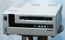 sony uvw-1800 betamax recorder tested working