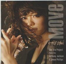 HIROMI   CD + DVD MOVE   TRIO PROJECT  ANTHONY JACKSON  SIMON PHILIPS