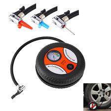 12v Air Compressor Car Bike Tyre ball Inflator Electric Portable Pressure Pump