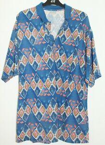 SERGIO TACCHINI Herren Polo Shirt Gr XXL 45 46 Retro 100 % Baumwolle