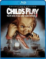 CHILD'S PLAY : COLLECTOR'S EDITION - BLU RAY - Region A - Sealed