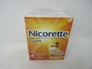 Nicorette Nicotine Gum 4mg Fruit Chill 160 Pieces