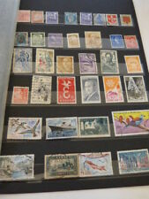 lot de timbres (car15)