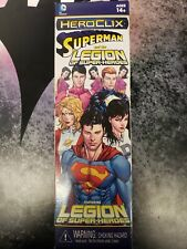 Superman and the Legion of Super-Heroes - (1) 5-Figure Booster Box Pack NEW