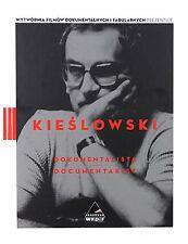 Krzysztof Kieslowski -  Documentary, Documentarist  (DVD + Book) Region ALL