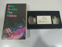 Dire Straits The Videos 98 Min Vertigo - VHS Nastro 4T