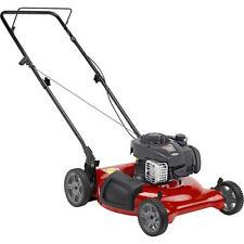 """Craftsman 21"""" 125cc 4.5 ft-lb Push Lawn Mower Gas Briggs & Stratton Engine Mulch"""