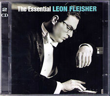 The Essential LEON FLEISHER Beethoven Brahms Grieg Mozart Ravel Schubert 2CD NEU