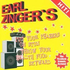 EARL ZINGER'S - PUT YOUR PHAZERS ON STUN...  - CD NUOVO