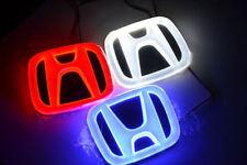 5D logo led emblem Light Lamp Front or Rear Badge Emblem Honda mazda ford audi
