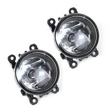2X Left & Right Side Fog Light Lamp Fits Ford Focus Suzuki Lincoln H11 Bulbs 55W