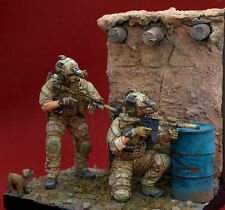 DEVGRU operators. 120mm scale 1/16