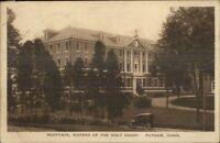 Putnam CT Novitiate Sisters of Holy Ghost c1915 Postcard