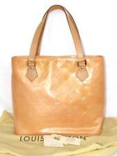 Authentic Louis Vuitton Vernis Houston Rose Shoulder Bag