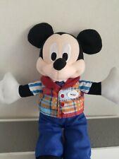 "New listing 10"" Mickey Mouse Disney Parks Cast Member Uniform Employee Plush Toy"