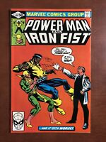 Power Man and Iron Fist #68 (1981) 8.0 VF Marvel Key Issue Bronze Age Comic Book
