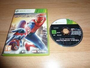 THE AMAZING SPIDER MAN XBOX 360 GAME ( SPIDERMAN )
