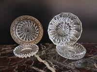 coupelles verre cristal art-déco art nouveau vintage CERAMIC by PN