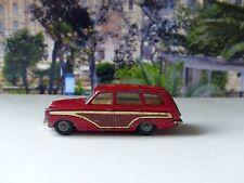 Corgi Toys 491 Ford Consul Cortina Estate red with cast wheels