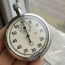 Soviet Stopwatch Agat Mechanical Vintage Chronograph Russian Sport Rare Retro