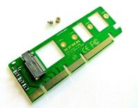 M.2 NGFF M-Key to Desktop PCIe x4 NVMe SSD Adapter Card 2242 2260 2280 M2 Drive