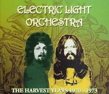 ELECTRIC LIGHT ORCHESTRA - THE HARVEST YEARS 1970-1973 (NEW CD)