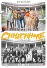 Chhichhore Hindi / Bollywood Movie ~ DVD Disk ~ English Subtitle ~ All Region